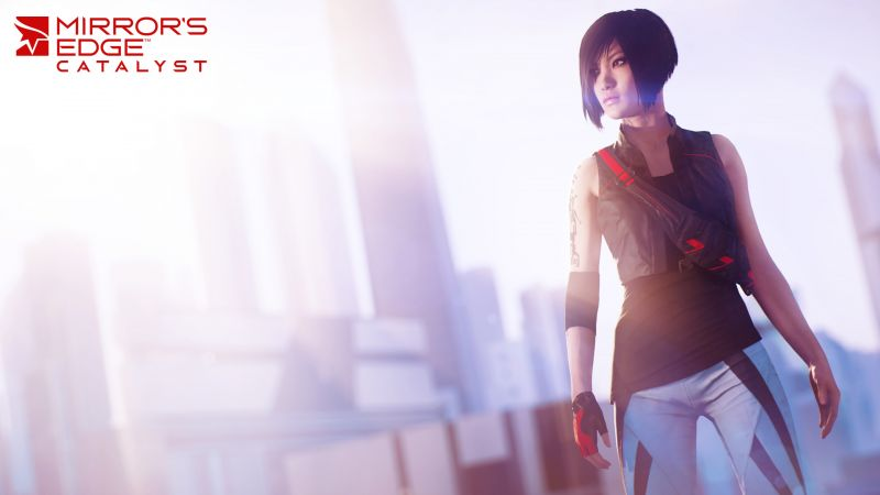 Mirror's Edge, Catalyst, Best Games, game, cyberpunk, DICE, PC, PS4, Xbox One (horizontal)