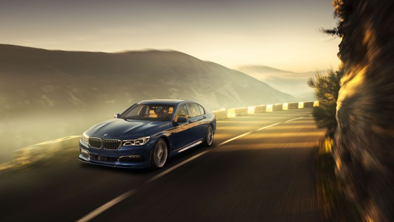 Alpina B7 xDrive, Geneva Auto Show 2016, 7 series, sedan