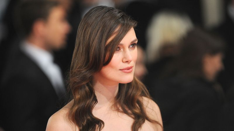 Keira Knightley, Most popular celebs, actress