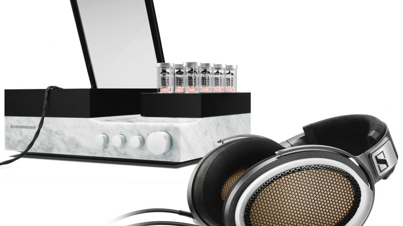 Sennheiser Orpheus, CES 2016, CES Innovation Awards, headphones, vacuum tube amplifier