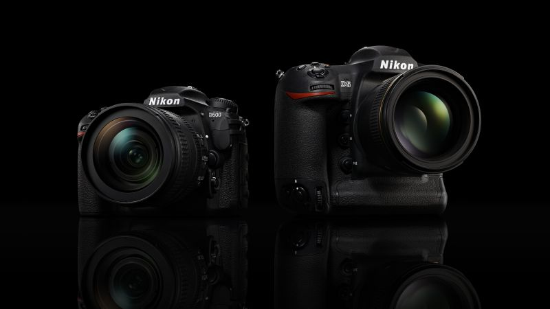 Nikon d500, Nikon d5, camera, DSLR, digital, review, body, 4k video, lens, unboxing (horizontal)