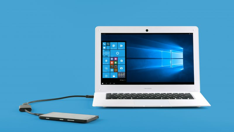 NexDock, laptop, Windows 10, review