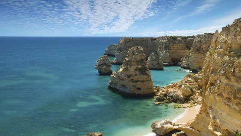 Marinha, Carvoeiro, Portugal, Best beaches of 2016, Travellers Choice Awards 2016 (horizontal)