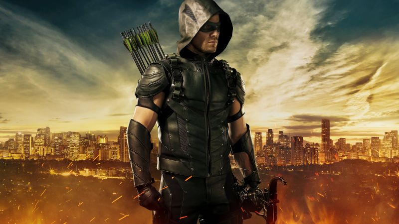 Arrow, Best TV Series of 2016, Stephen Amell, 4 season (horizontal)
