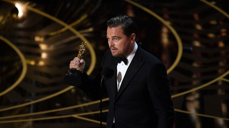 Leonardo DiCaprio, Oscar 2016, Oscar, Most popular celebs, actor