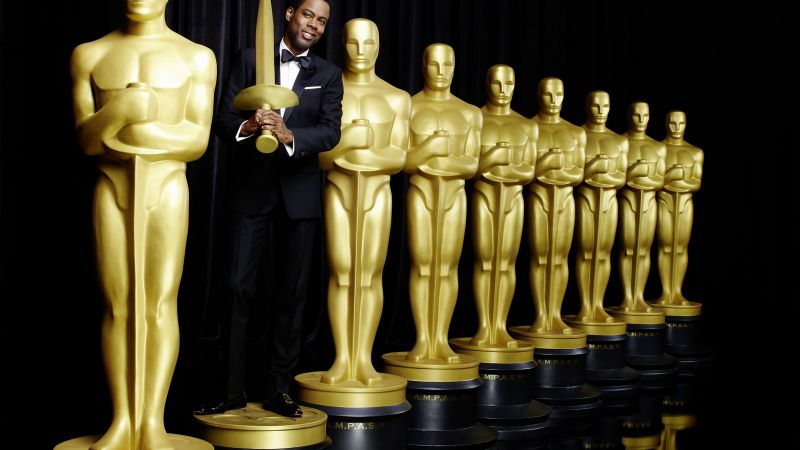 Chris Rock, Oscar 2016, Oscar, Most popular celebs, actor (horizontal)