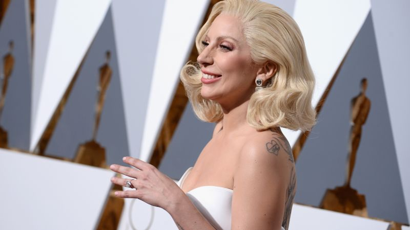 Lady Gaga, Oscar 2016, Oscar, Most popular celebs (horizontal)