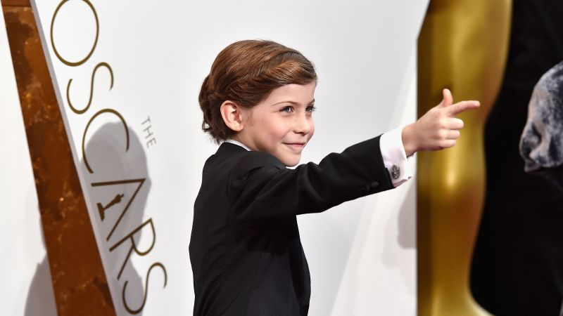 Jacob Tremblay, Oscar 2016, Oscar, Most popular celebs, actor (horizontal)