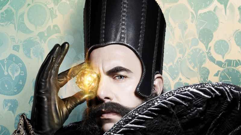 Alice Through the Looking Glass, Sacha Baron Cohen, best movies of 2016 (horizontal)