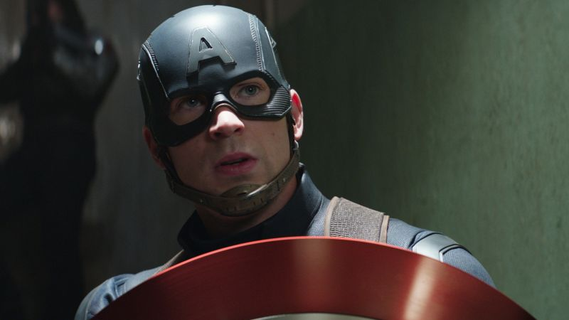 Captain America 3: civil war, Chris Evans, Marvel, best movies of 2016