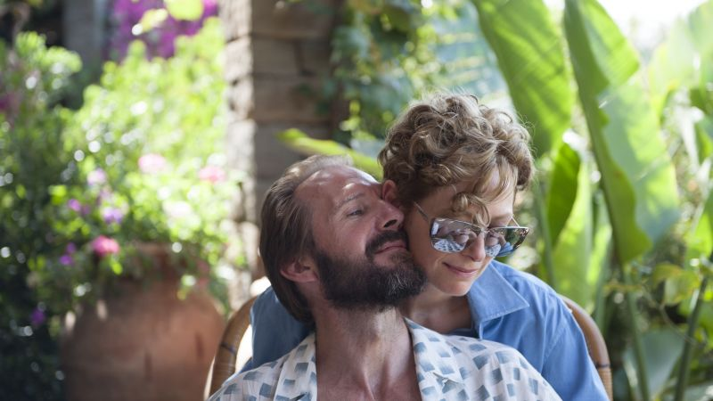 A Bigger Splash, Tilda Swinton, Ralph Fiennes, Best Movies of 2016 (horizontal)