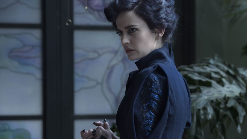 Miss Peregrine's Home for Peculiar Children, Eva Green, Tim Burton, best movies of 2016 (horizontal)