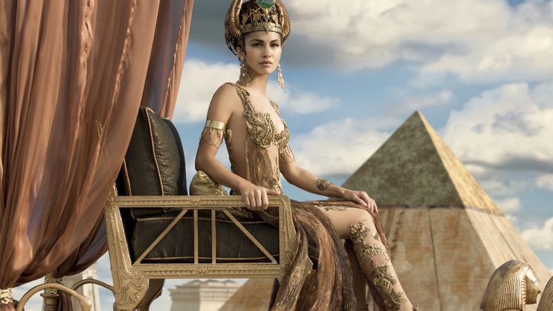 Gods of Egypt, Elodie Yung