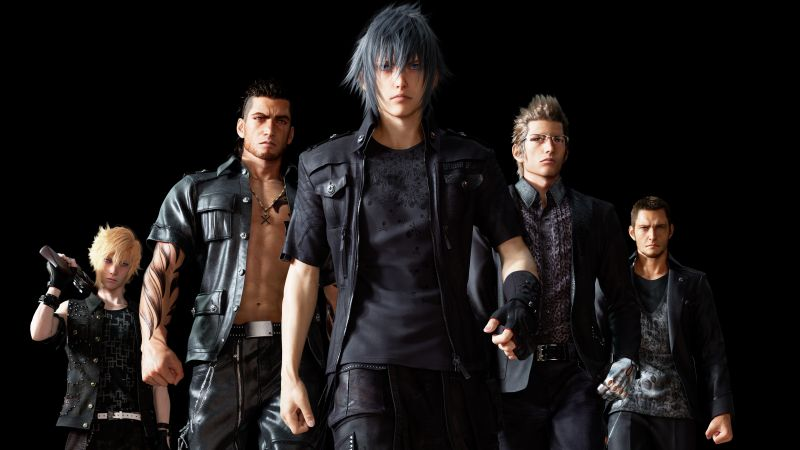 Final Fantasy 15, Noctis, Type-0, xbox one, PC, PS4
