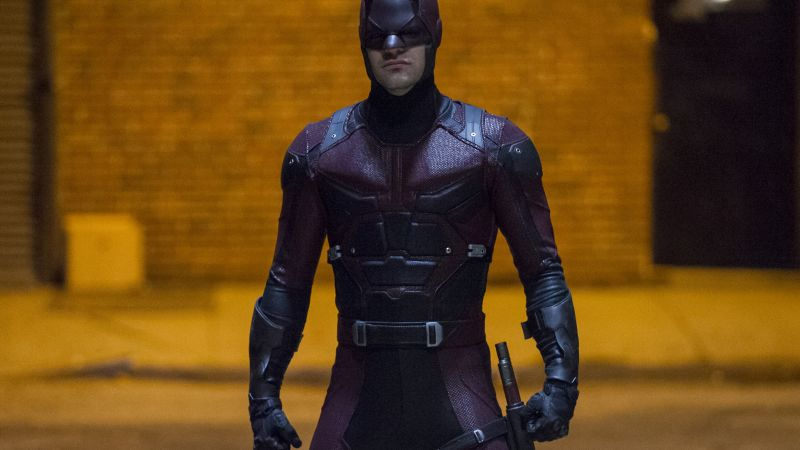 Daredevil, season 2, Charlie Cox, Marvel, Best TV Series (horizontal)