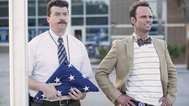 Vice Principals, Walton Goggins, Best TV Series (horizontal)