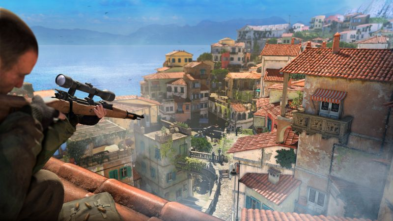 Sniper Elite 4, Best Games, PC, PS4, PlayStation 4, Xbox, Xbox 360, Xbox One