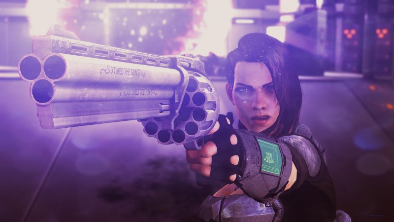 Bombshell, Best Games, PC, PS4, Xbox One