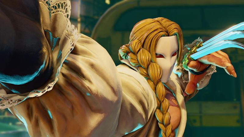 Street Fighter 5, VEGA, Best Games, fantasy, PC, PS4