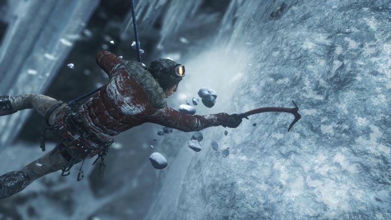 Rise of the Tomb Raider, Lara Croft, Best Games, PC