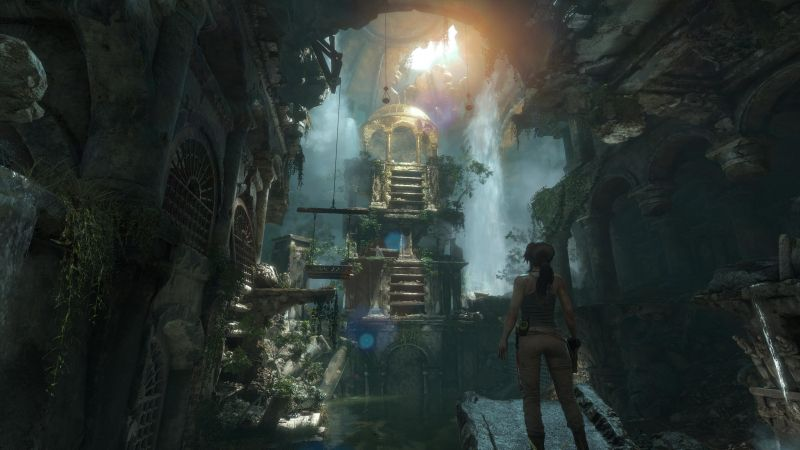 Rise of the Tomb Raider, Lara Croft, Best Games, PC (horizontal)