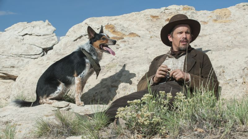 In a Valley of Violence, Western, Ethan Hawke, best movies of 2016