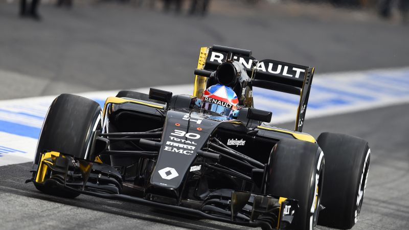 Renault R.S.16, Formula 1, testing, LIVE from Barcelona, F1
