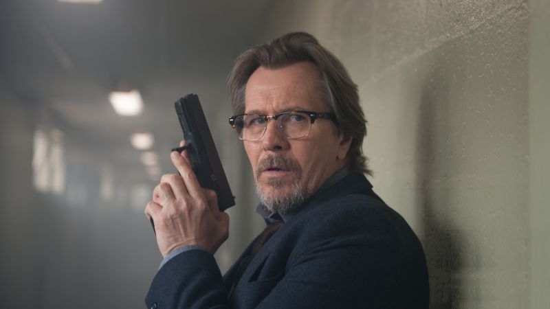 Criminal, Gary Oldman, Best Movies of 2016