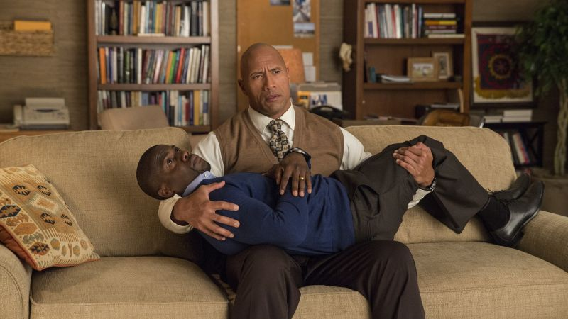 Central Intelligence, Dwayne Johnson, Kevin Hart, Best Movies of 2016