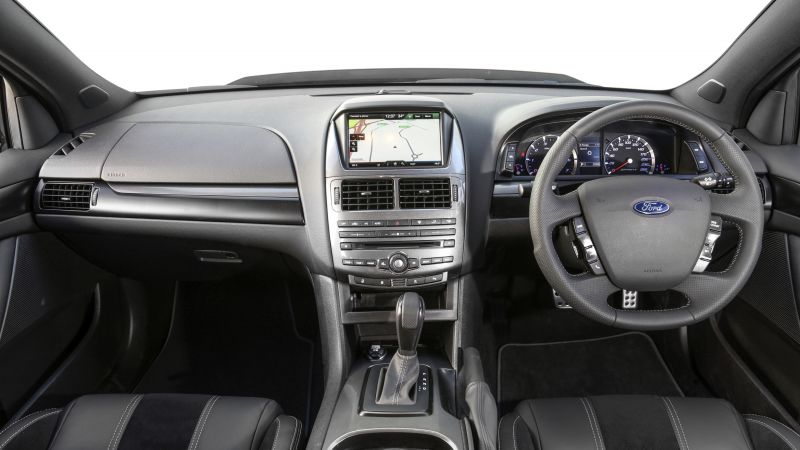 Ford Falcon XR8, limited edition, Sprint, interior