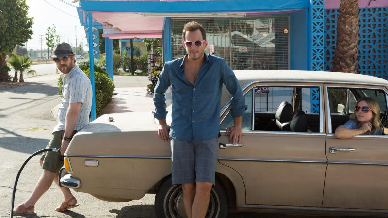 Flaked, Will Arnett, Best TV Series (horizontal)