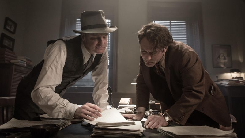 Genius, Colin Firth, Jude Law, best movies of 2016