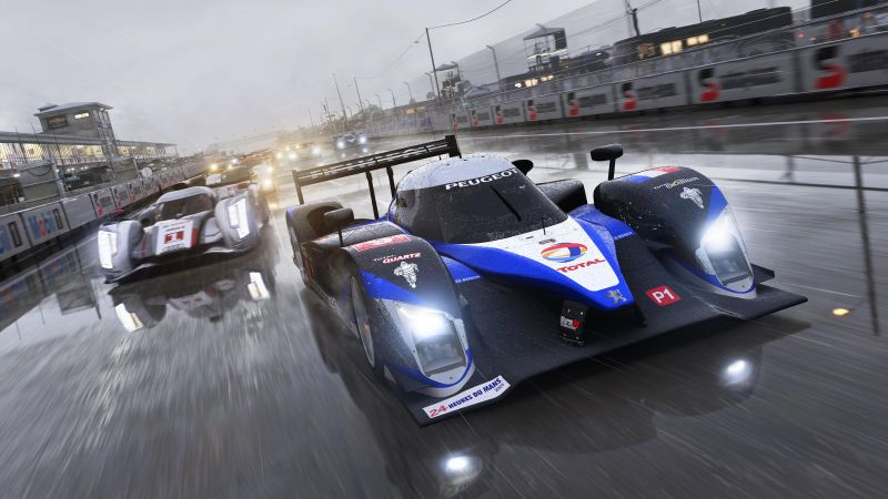 Forza Motorsport 6: Apex, Best Games, sport cars, racing, concept, review, PC (horizontal)