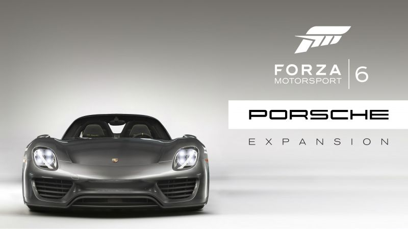 Forza Motorsport 6: Apex, Porsche Expansion, Best Games, sport cars, racing, concept, review, PC (horizontal)