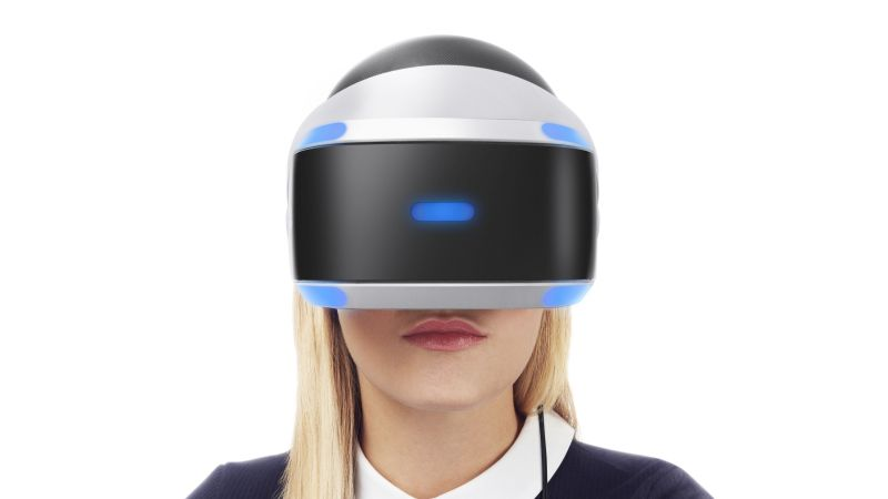 PlayStation VR, Launch Bundle, GDC 2016, virtual reality (horizontal)