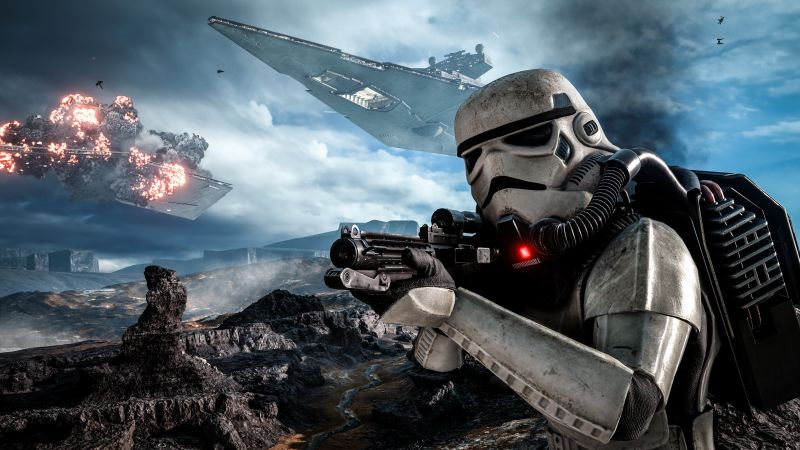Star Wars Battlefront, GDC Awards 2016, PC, PS 4, Xbox One (horizontal)