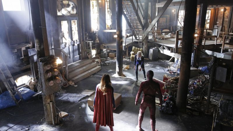 The Flash, Supergirl, Crossover, Grant Gustin, Melissa Benoist, Best TV Series
