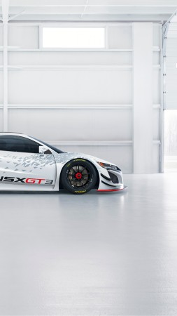 Acura NSX GT 3, NYIAS 2016 (vertical)