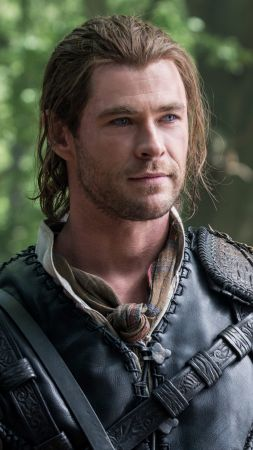 The Huntsman Winter's War, Chris Hemsworth, Best Movies (vertical)