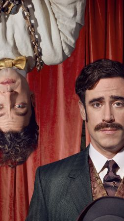 Houdini and Doyle, Michael Weston, Stephen Mangan, best tv series (vertical)
