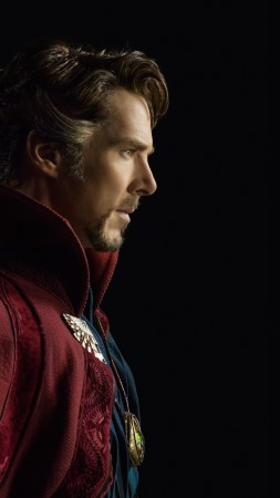 Doctor Strange, Benedict Cumberbatch, Best Movies, movie (vertical)