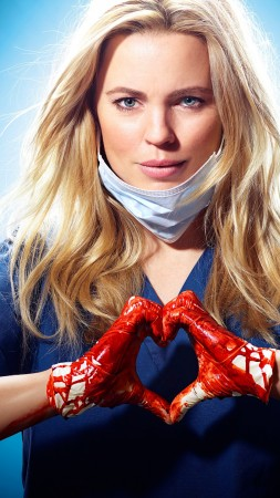 Heartbeat, Melissa George, Best TV Series (vertical)