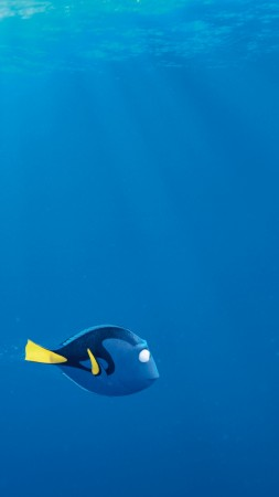 Finding Dory, nemo, shark, fish, Pixar, animation (vertical)