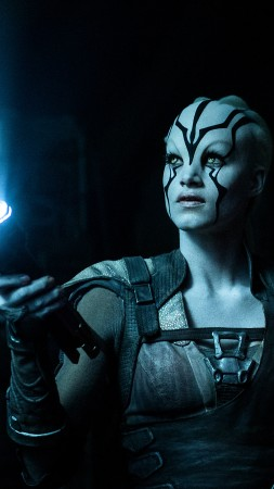 Star Trek Beyond, Sofia Boutella, Simon Pegg, Best movies of 2016 (vertical)