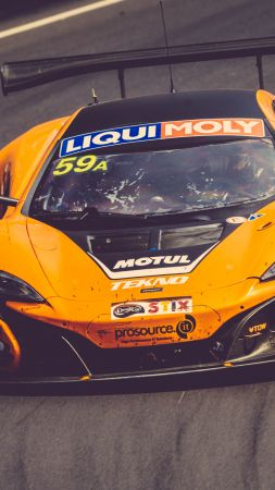 McLaren 650S GT3, Bathurst, 12 Hour (vertical)