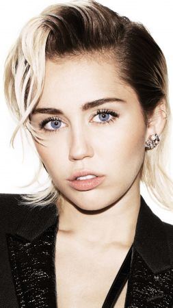 MILEY CYRUS, Most popular celebs (vertical)
