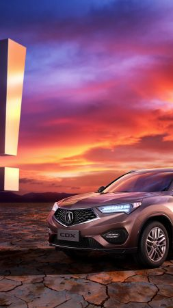 Acura CDX, Beijing Motor Show 2016, Auto China 2016, crossover (vertical)