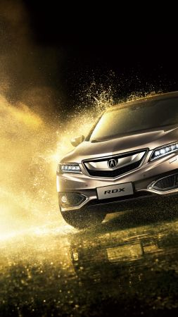 Acura RDX, Beijing Motor Show 2016, Auto China 2016, crossover (vertical)
