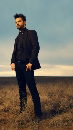 Preacher, Dominic Cooper, Best TV Series (vertical)