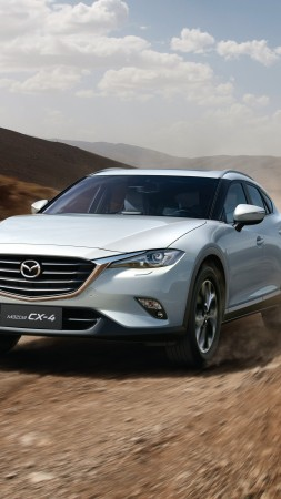 Mazda CX-4, Beijing Motor Show 2016, Auto China 2016, crossover (vertical)